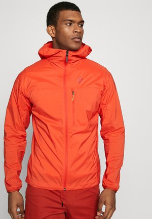 ALPINE START HOODY - Outdoor jakke - octane