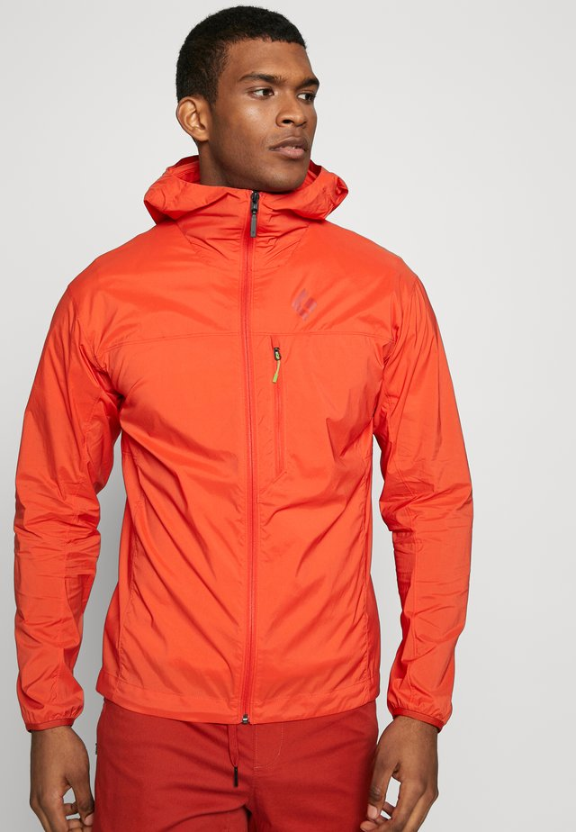 ALPINE START HOODY - Outdoorjacke - octane