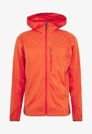 ALPINE START HOODY - Outdoor jacket - octane