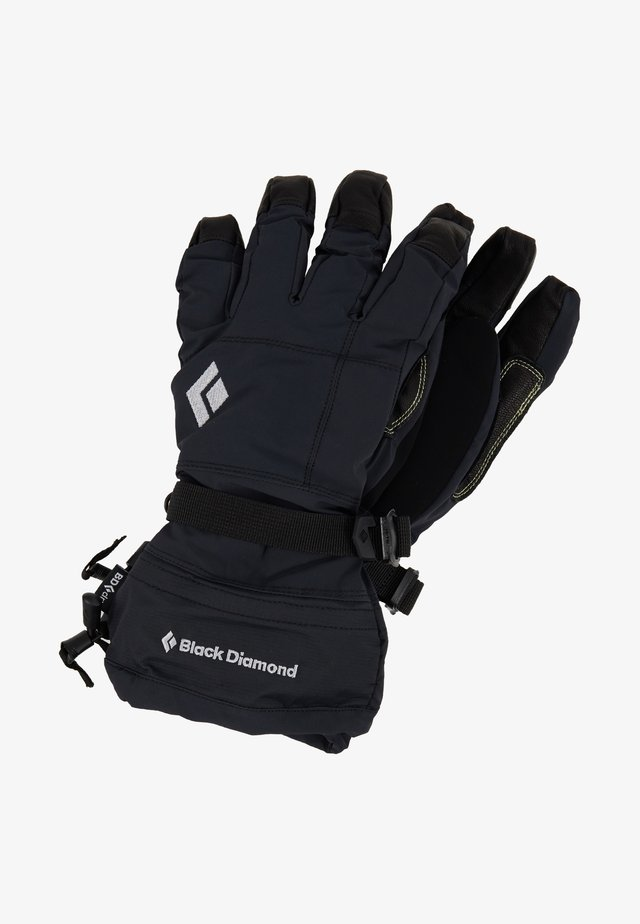 SOLOIST - Gloves - black