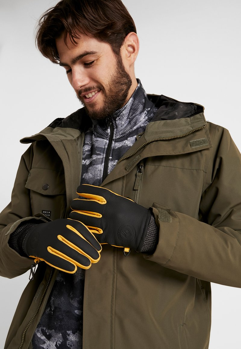 Black Diamond - DIRT BAG GLOVES - Handsker - black