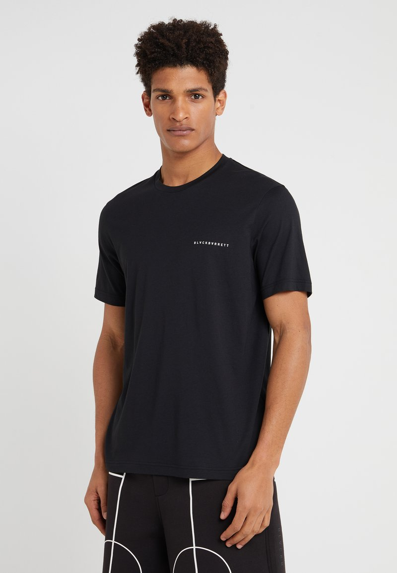 Neil Barrett BLACKBARRETT - LOGO - T-shirts basic - black