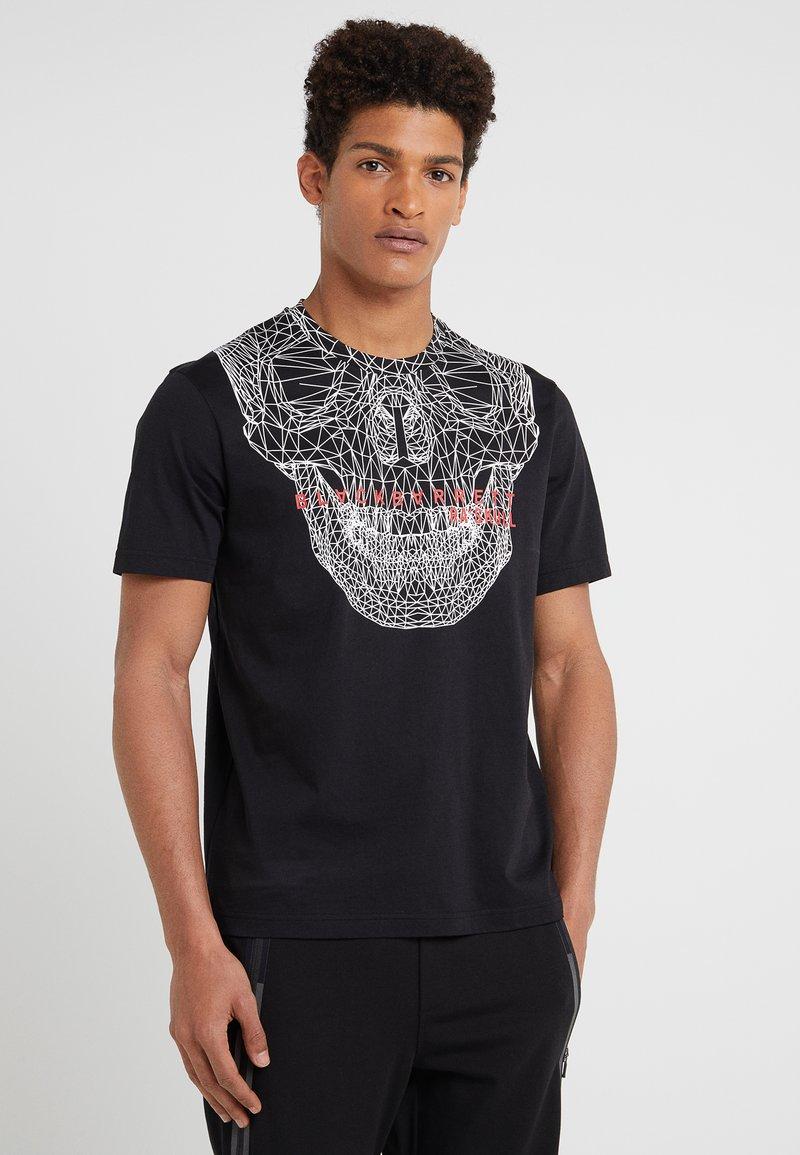 Neil Barrett BLACKBARRETT - LARGE SKULL - Camiseta estampada - black