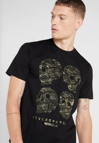 Neil Barrett BLACKBARRETT - SKULL - Camiseta estampada - black - 4