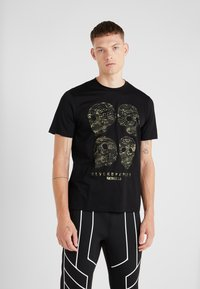 Neil Barrett BLACKBARRETT - SKULL - Camiseta estampada - black - 0