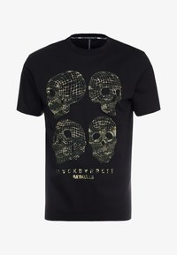 Neil Barrett BLACKBARRETT - SKULL - Camiseta estampada - black - 3