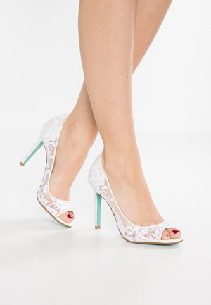 ADLEY - High Heel Pumps - ivory