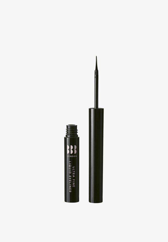 ULTRA FINE LIQUID EYELINER - Eyeliner - black