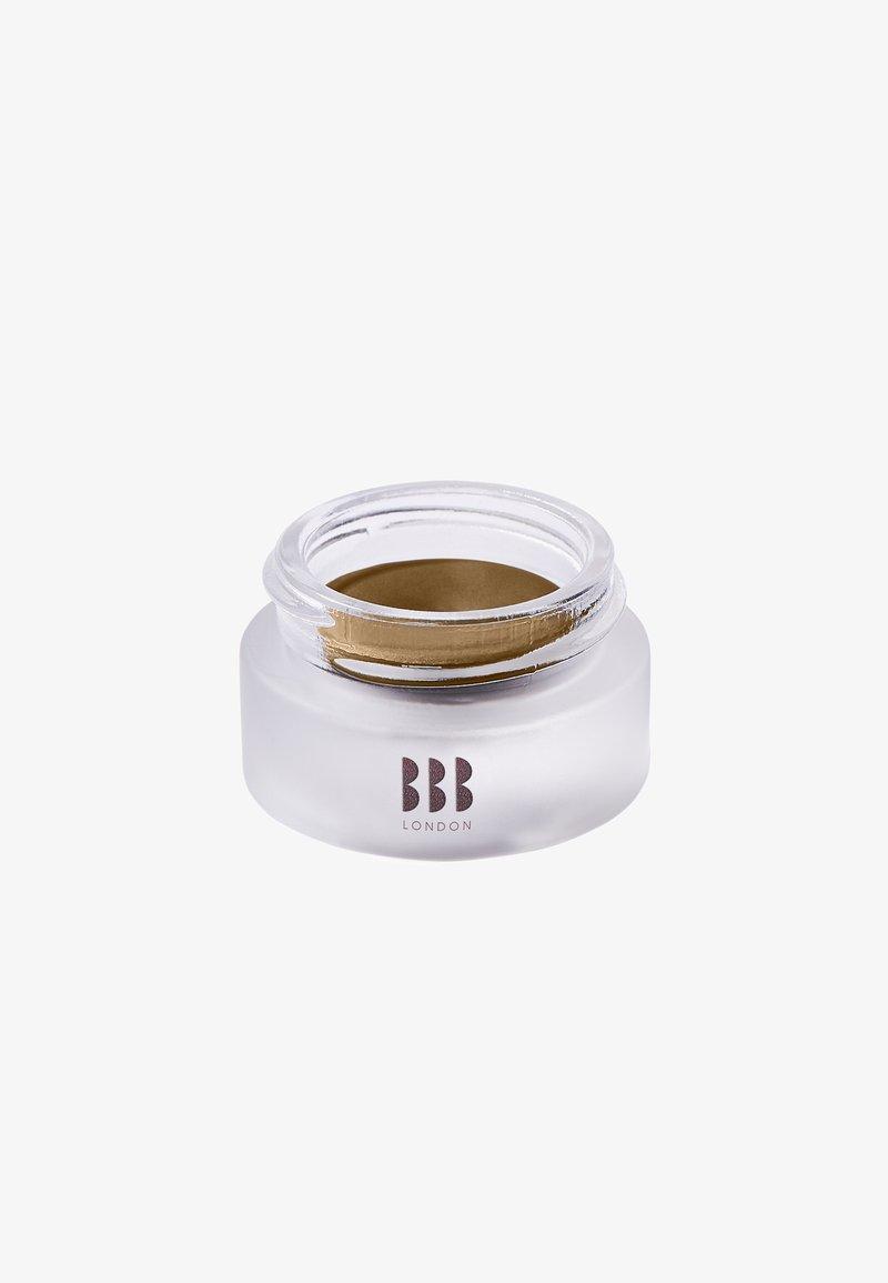 BBB London - BROW SCULPTING POMADE - Eyebrow gel - indian chocolate