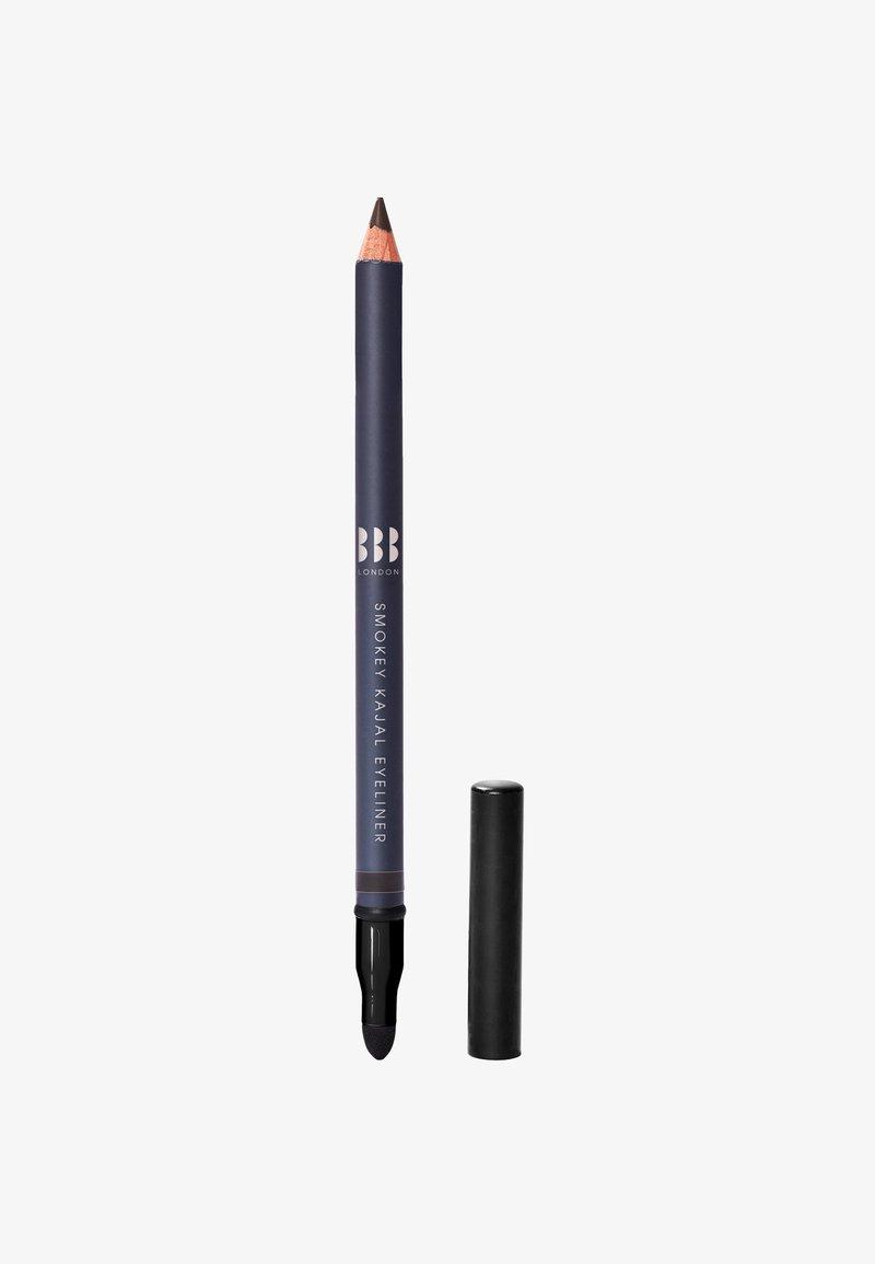 BBB London - SMOKEY KAJAL EYELINER - Eyeliner - dark brown