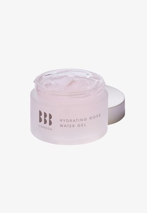 HYDRATING ROSE WATER GEL - Dagkräm - -