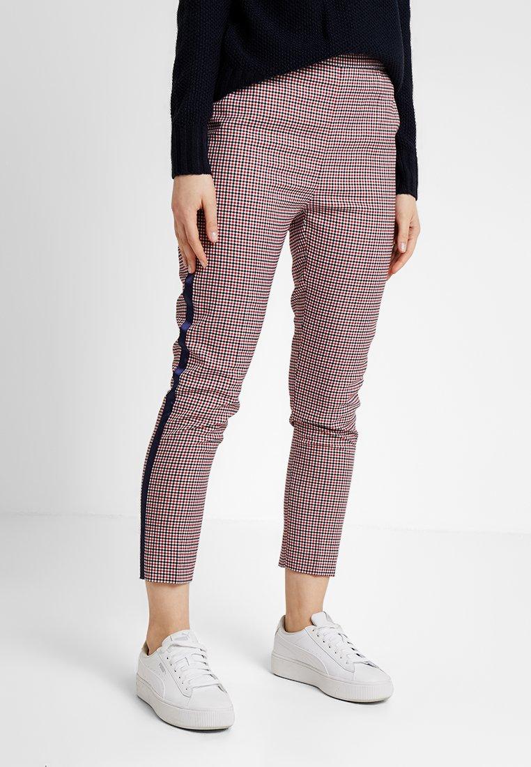 Blendshe - Spodnie materiałowe - red