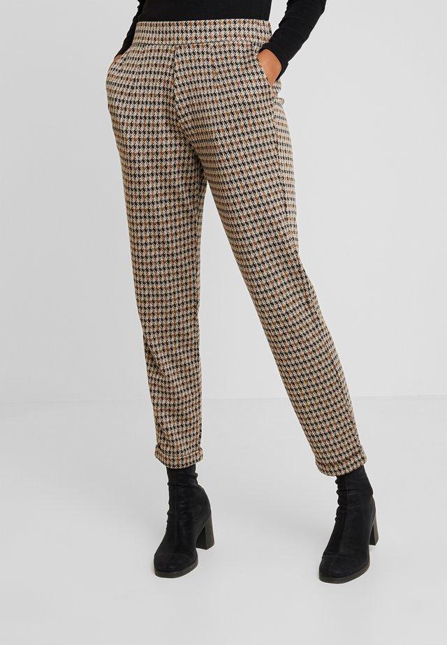 Pantalon classique - check