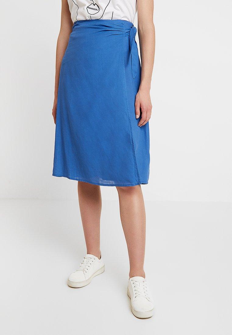 Blendshe - Spódnica z zakładką - blue yonder