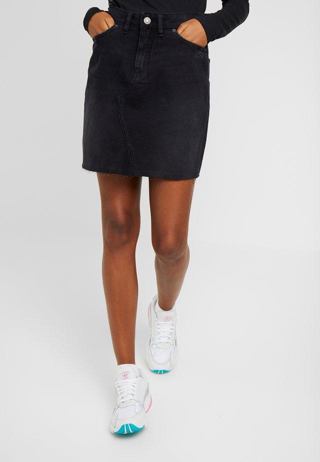 BSELIN - Áčková sukně - backwashed