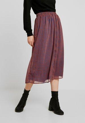 BSTONNA - A-line skirt - multi-coloured