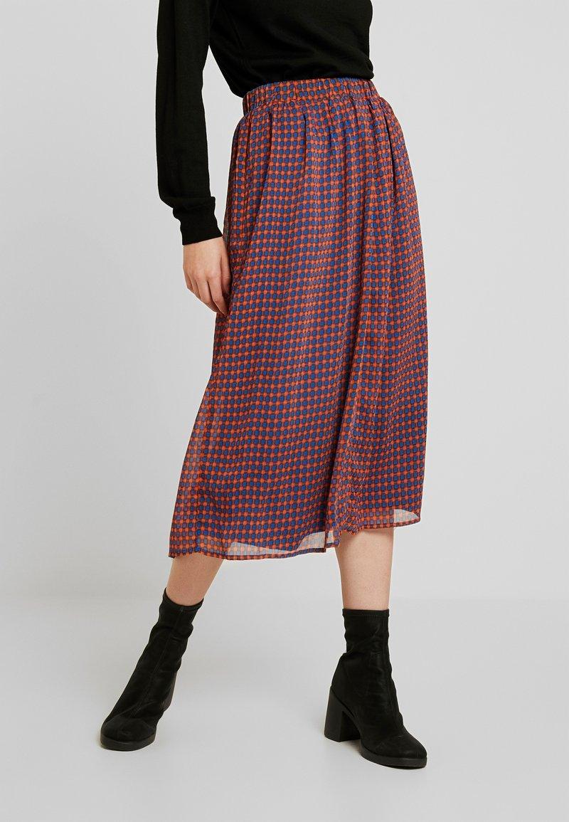Blendshe - BSTONNA - A-line skirt - multi-coloured