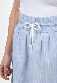 Blendshe - A-LINIEN-ROCK ANNO - A-line skirt - light blue - 4