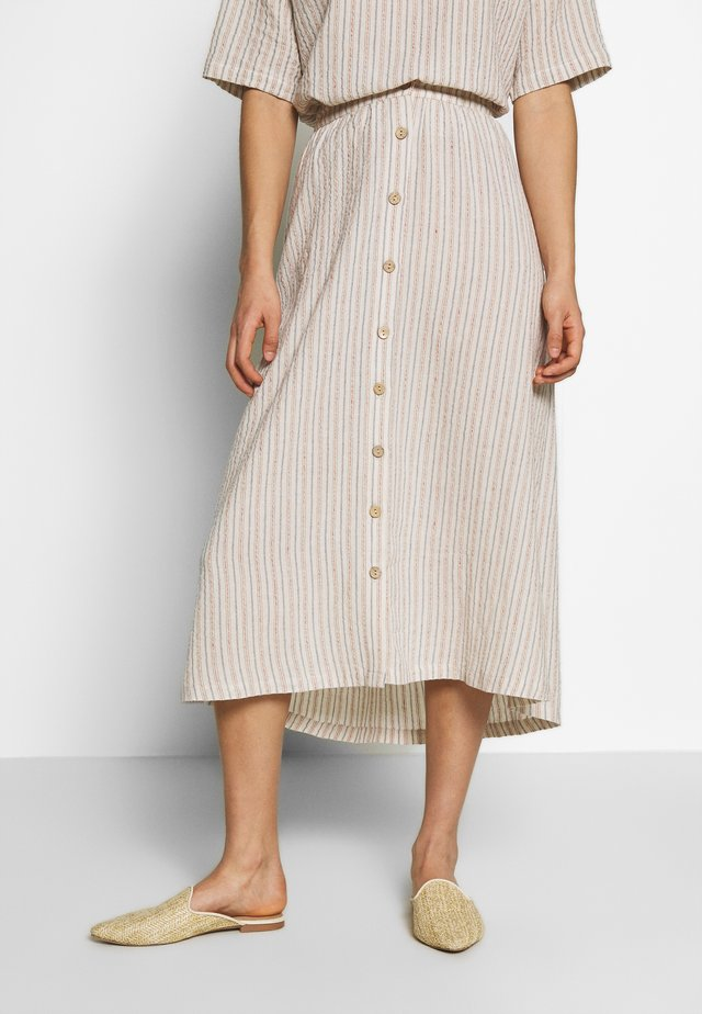 BSPOWA - A-line skirt - off-white