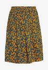 BSPERCYS - Minisukně - orange/blue