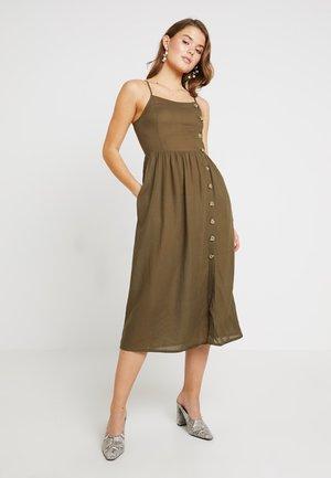 RENATA - Day dress - green