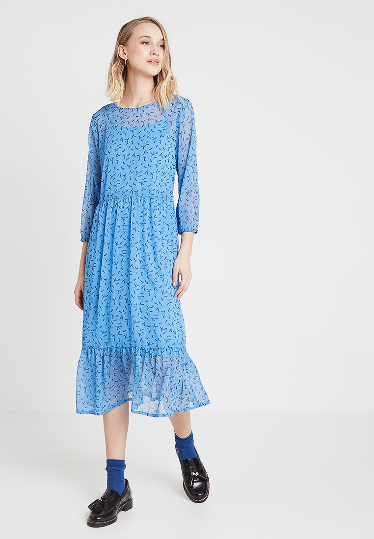 Blendshe - BSFELICE - Denní šaty - blue