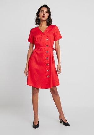 Robe chemise - bittersweet