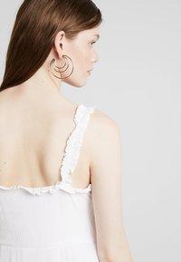 Blendshe - MEMMET - Vestido informal - bright white - 4