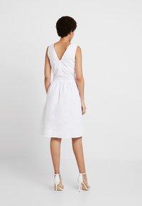 Blendshe - Košilové šaty - bright white - 3