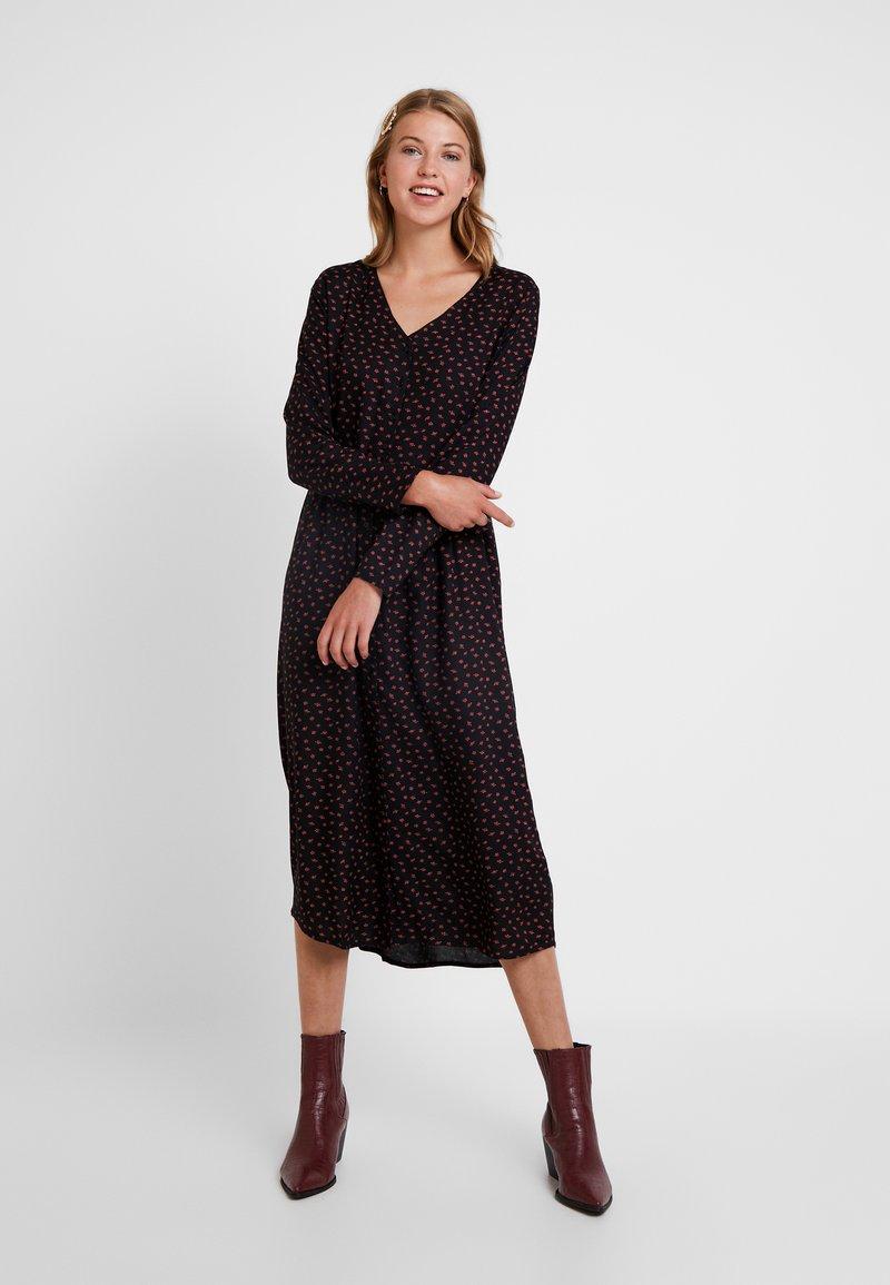 Blendshe - SOBBO - Košilové šaty - black