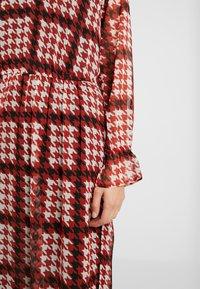 Blendshe - Day dress - white/black/red - 5