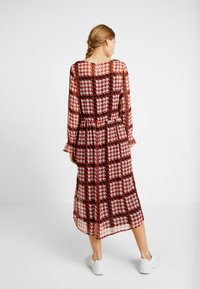 Blendshe - Day dress - white/black/red - 3