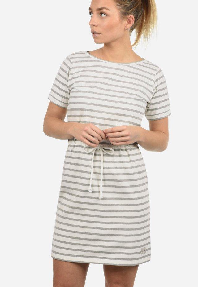 ENA - Jersey dress - light grey