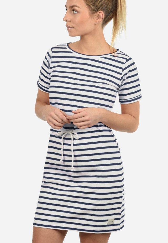 ENA - Jersey dress - mood indigo