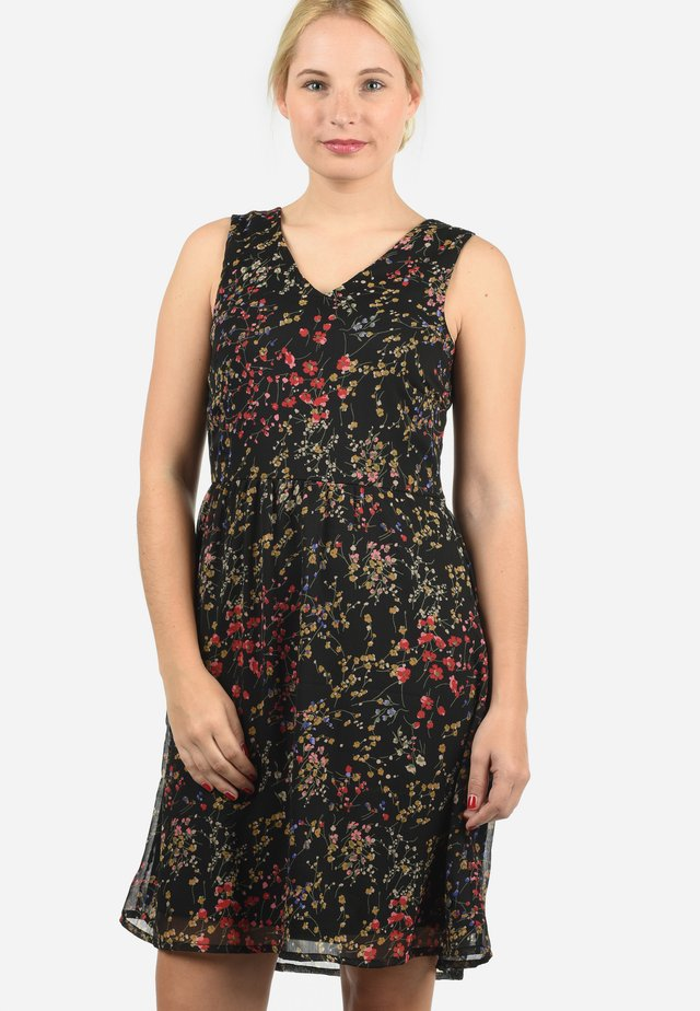 CHARLY - Day dress - black print