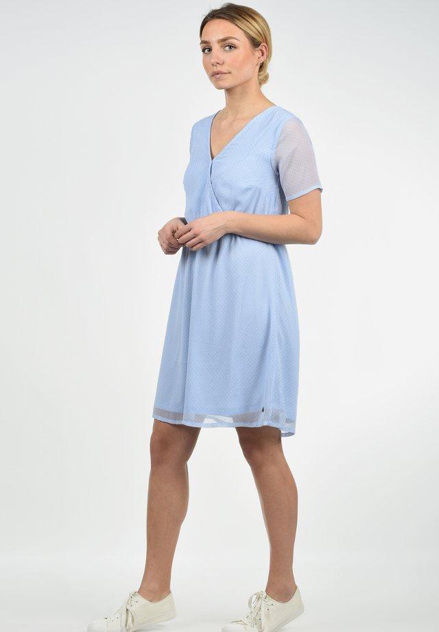 CHARLOTTE - Day dress - light blue