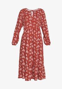 Blendshe - LISSY  - Day dress - chutney - 4