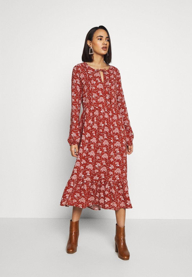 Blendshe - LISSY  - Day dress - chutney