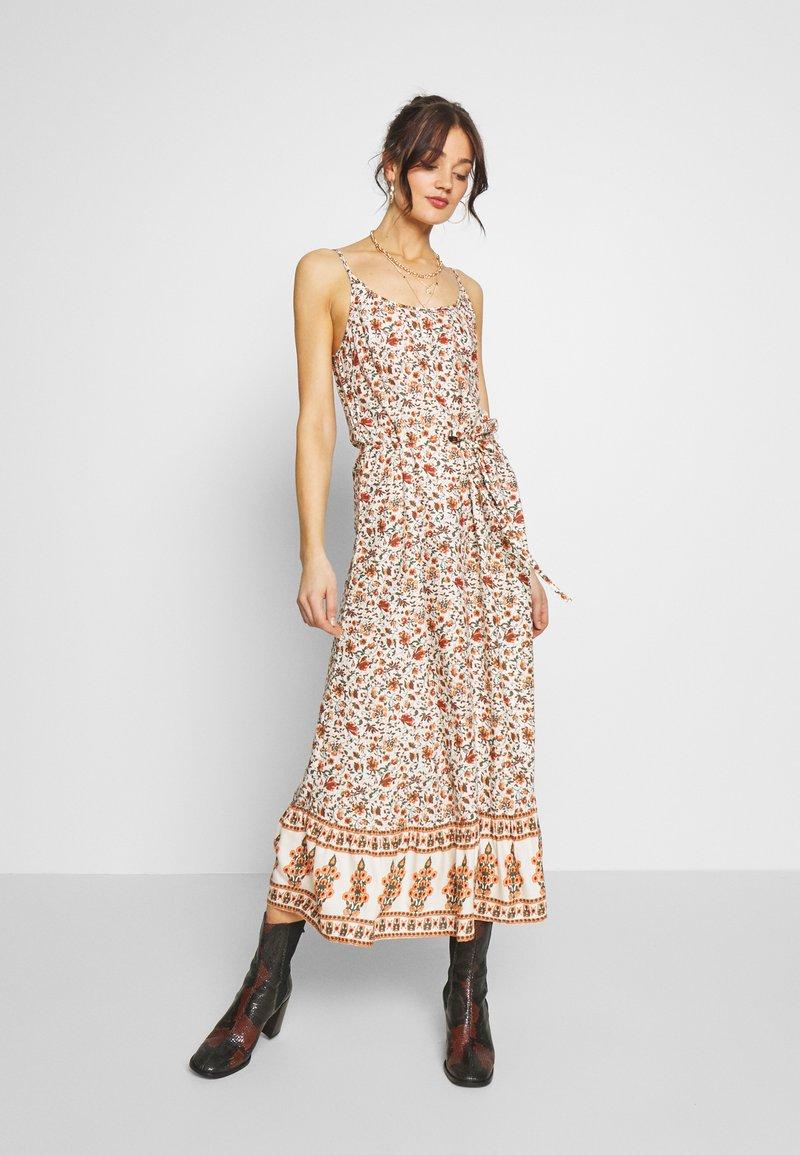 Blendshe - BORDER - Maxi dress - multi-coloured
