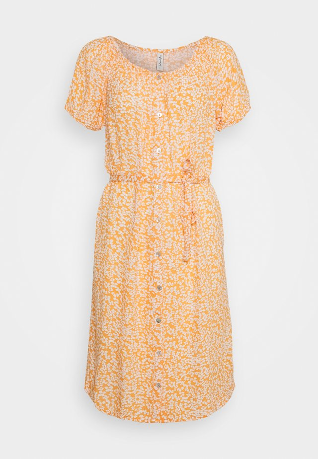 BSVERONA - Denní šaty - muskmelon