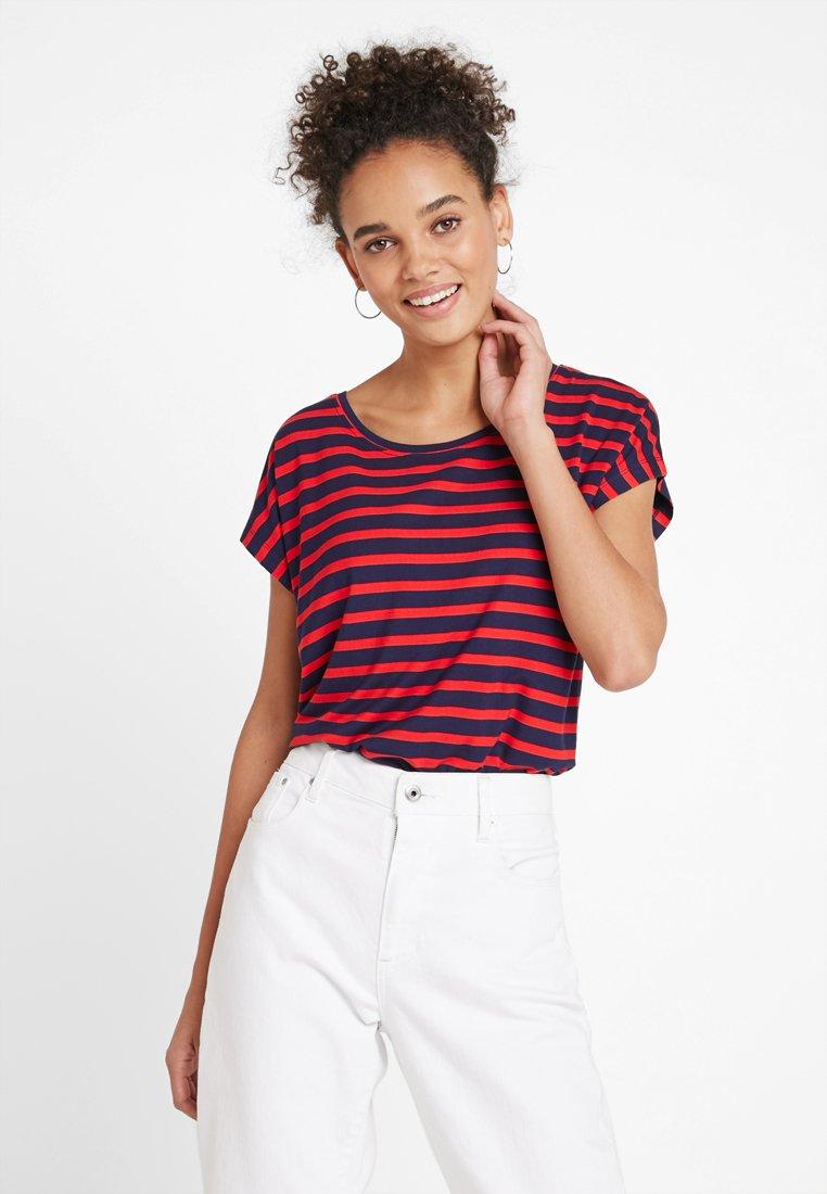 Blendshe - T-shirt z nadrukiem - peacoat