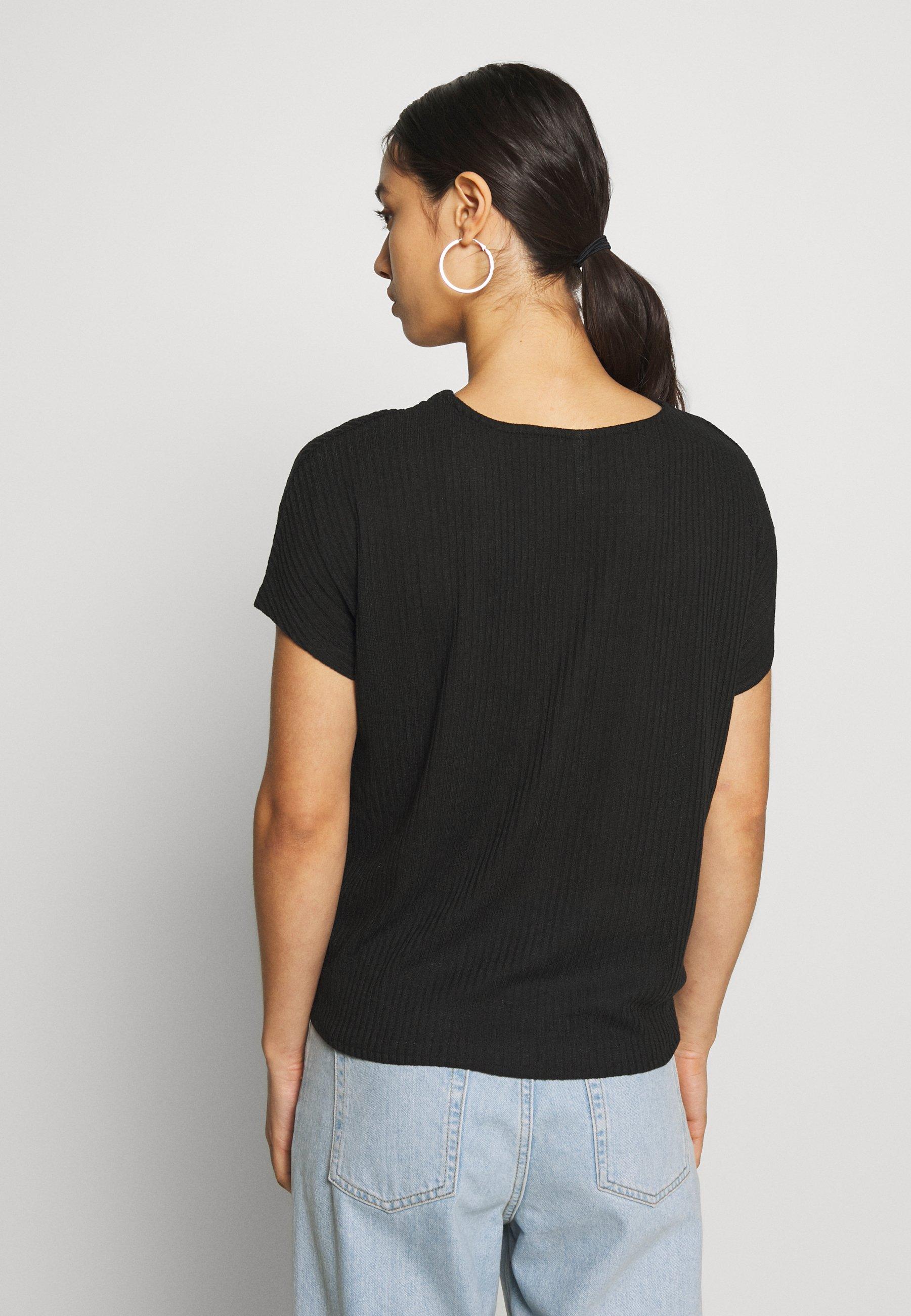 Blendshe BSPETRINE - T-shirts med print - black