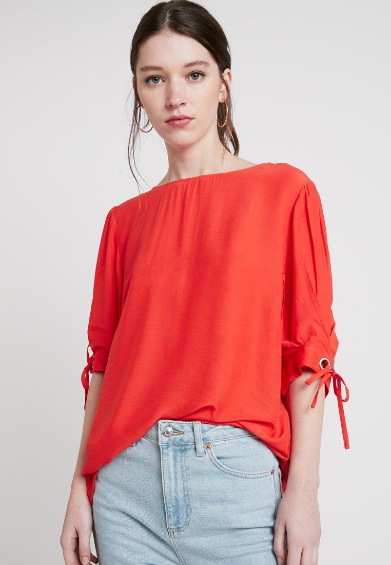 Blendshe - Bluse - cherry red