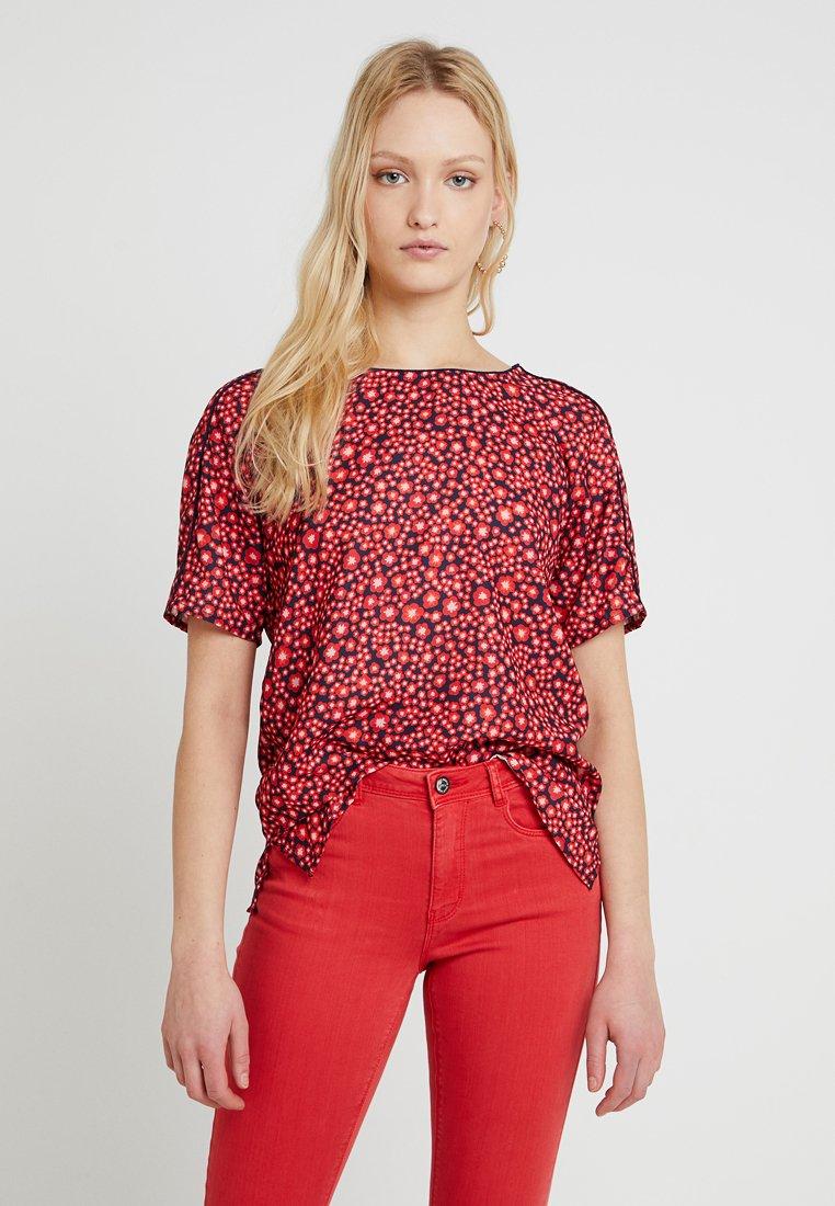 Blendshe - Bluse - dark red