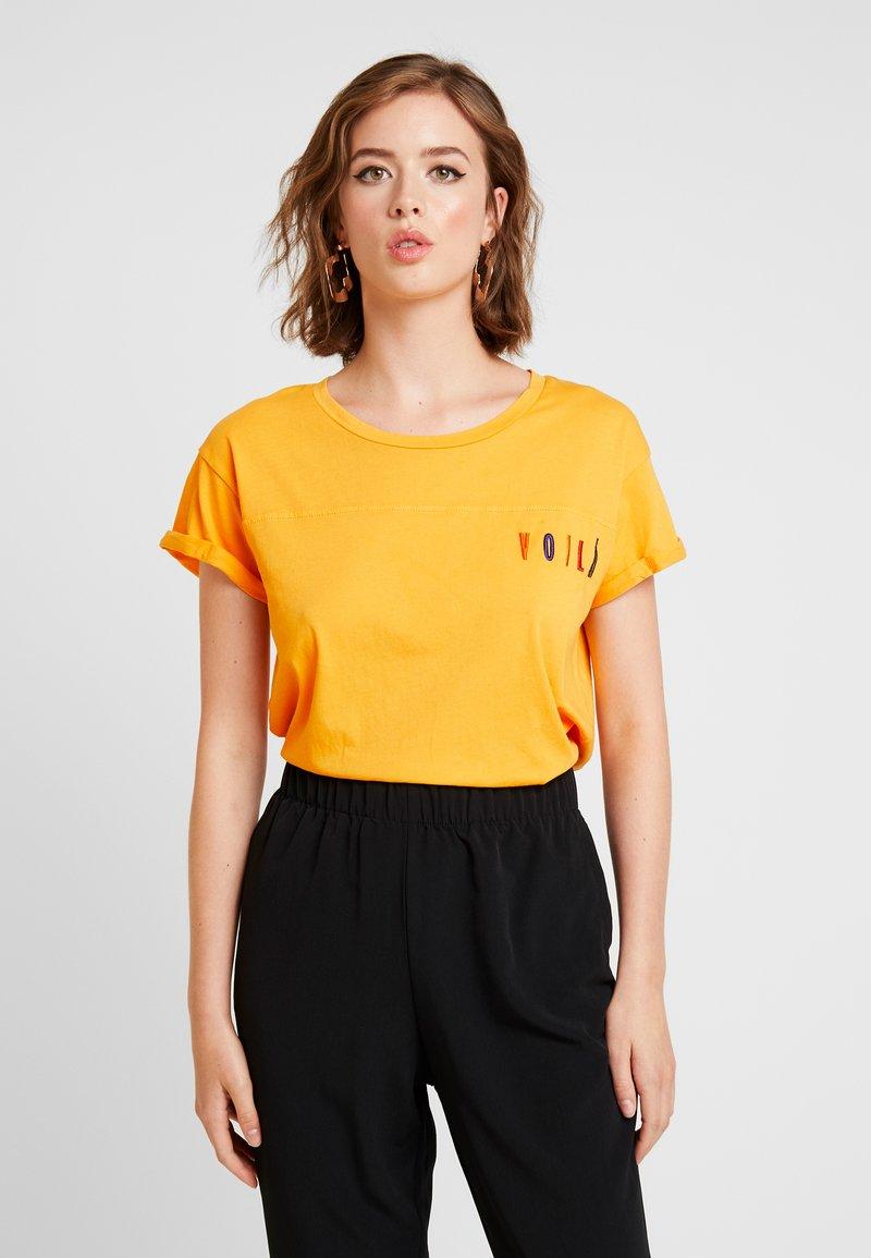 Blendshe - BSOLIVERA - T-Shirt print - autumn blaze