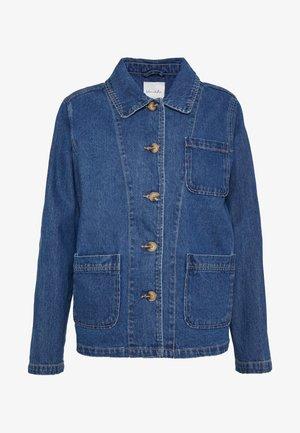 Kurtka jeansowa - dark blue