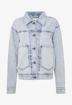BSPOLLY  - Giacca di jeans - light blue