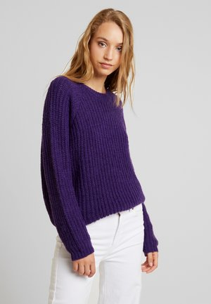 BSUSSO - Pullover - acai