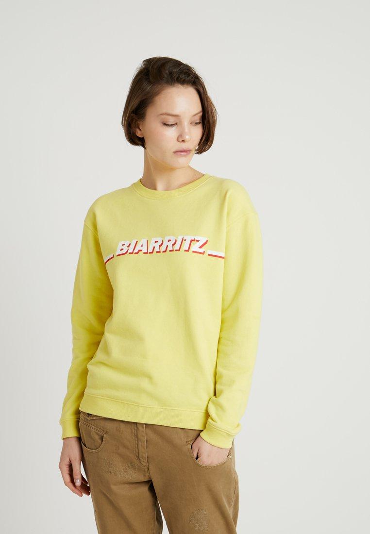Blendshe - BSRAVEN - Sweatshirt - limelight