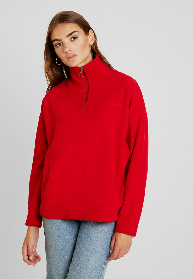 Blendshe - BSGENOVA - Fleece jumper - goji berry